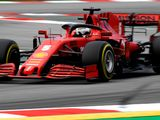 Vettel ups the ante in spin-filled morning