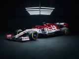 Alfa Romeo formally unveils C39 ahead of testing