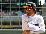 Dear F1… I love you too. From Alonso