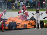 Brown 'not surprised' by Honda's Indy failure