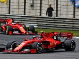 Charles Leclerc suggests he will reject some Ferrari team orders