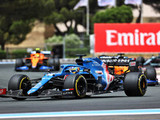 French GP: Race team notes - Alpine