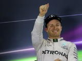 Rosberg lifts Laureus Breakthrough of the Year award