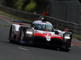 Alonso on provisional pole at Le Mans