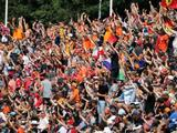 Record attendance for Belgian GP weekend