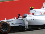 Williams surprised by British GP pace