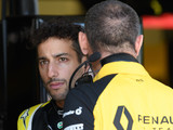 Ricciardo tattoo bet unlikely to continue at McLaren