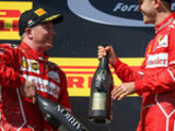 Raikkonen blames himself