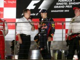 Vettel 'only human' when it comes to booing - Horner