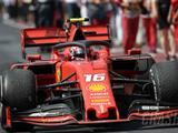 Leclerc wasn't informed of Vettel penalty by Ferrari