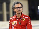 Ferrari's new ex-FIA F1 sporting director Laurent Mekies makes debut
