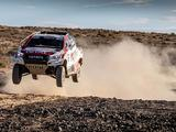 Fernando Alonso gears up for Dakar with expanded Toyota test programme