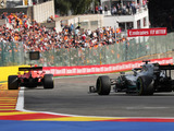 Mercedes explain why Hamilton pitted later than Leclerc