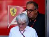 Ecclestone takes swipe at Liberty and Ferrari