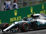 Valtteri Bottas Leads Mercedes Front Row In Qualifying At Austria