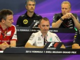 Friday's FIA press conference