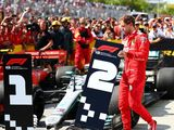 Vettel rages at race-losing penalty