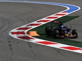 Verstappen grappling with Toro Rosso oversteer