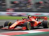 Charles Leclerc heads Ferrari 1-2 during final Mexican GP practice