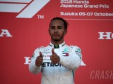 Hamilton taking F1 2018 title charge 'one step at a time'