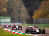 FIA looking into Imola restart incident