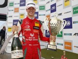 Mick Schumacher excels at Nürburgring F3 weekend