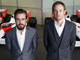 Alonso and Button get new rides from Honda