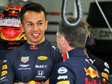 Horner: Red Bull could recall Albon in 2023