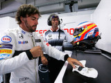 Third engine change for Alonso