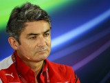 Arrivabene replaces Mattiacci at Ferrari