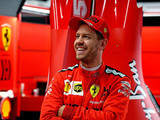 Ferrari quickest as Mercedes falter