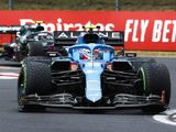 One-stop strategy in the interrupted Hungarian GP - tyre analysis