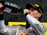 Max Verstappen revels in Austin podium recovery