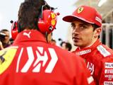 Ferrari's Charles Leclerc to use same engine in China as one that cost him Bahrain win