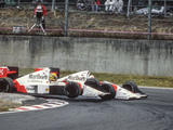 "Senna v Prost ""hatred"" will never be repeated in F1 - Vettel"