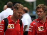 Sebastian Vettel Claims Ferrari Have No Tracks Left To Fear
