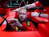 Intercooler problem rules Vettel out of FP1
