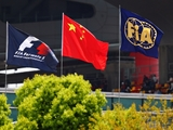 The Chinese Grand Prix timetable