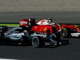 Wolff still wary of Ferrari despite 'setbacks'