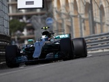 Bottas salvages P3 for Mercedes in Monaco qualifying