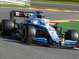 Williams explain late Latifi confirmation