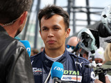 Wolff wins Red Bull tussle over Albon's contract