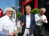 Ecclestone: Montezemolo departure 'terrible' for Ferrari