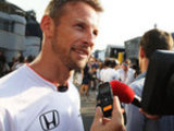 'Button didn't need persuading'