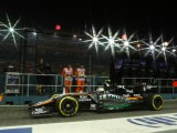 Perez plays down pace, expects Q3 challenge