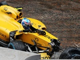 Palmer a passenger in early Monaco exit