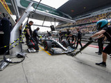 Hamilton perplexed by Friday struggles
