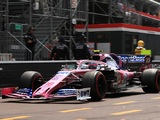 Lance Stroll Continues Q1 Elimination Run in Monaco Qualifying
