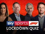 The Big F1 Quiz: Sky team go head-to-head