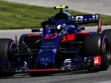 Gasly to start from the back after power unit change